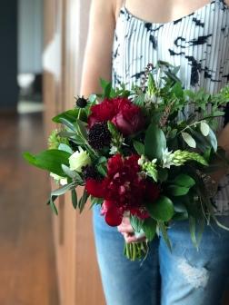 Bridal Bouquet: Trudy bunch $180