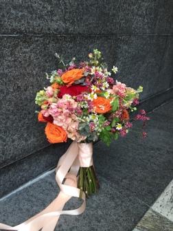 Bridal Bouquet: Serena $120