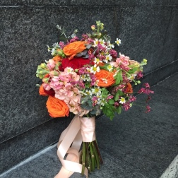 Bridal Bouquet: Serena $120