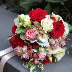 Bridal Bouquet: Sweet Love $120